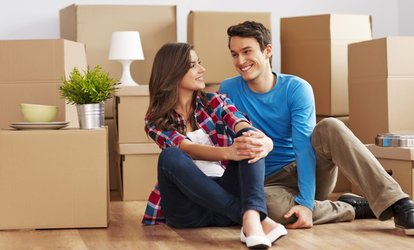 image for $139 for Two Man-Hours Worth of Moving Services from Go2Mover ($265 Value)