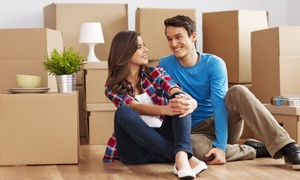 United Movers: Two, Three, or Four Hours of Moving Services with Supplies from United Movers (Up to 52% Off)