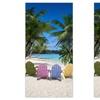 "2-Pack of 30""x60"" Fiber-Reactive Printed Beach Towels"
