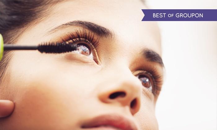 533818737c5 3D Semi-Permanent Eyelashes - Bee Beautiful | Groupon