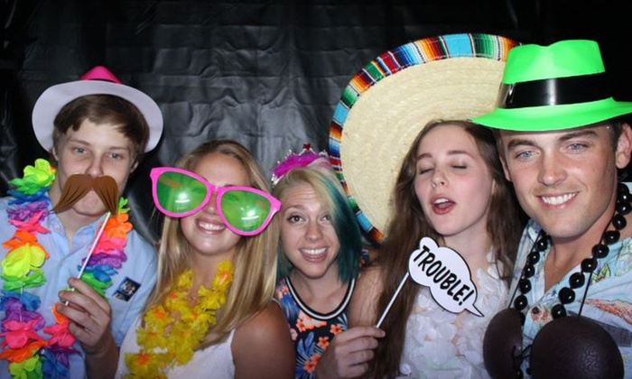 Jack's Photo Booths! - Denver: $495 for $900 Groupon — Jack's Photo Booths!