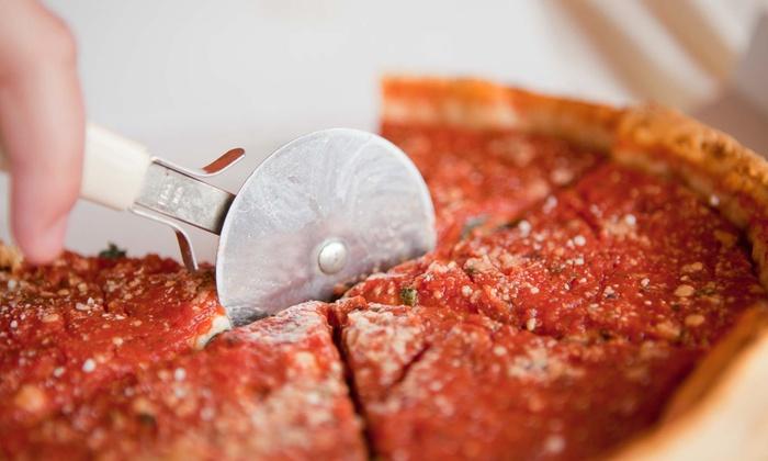 Maciano's Pizza & Pasteria - Rhodes Ranch: Italian Cuisine at Maciano's Pizza & Pasteria (50% Off). Two Options Available.