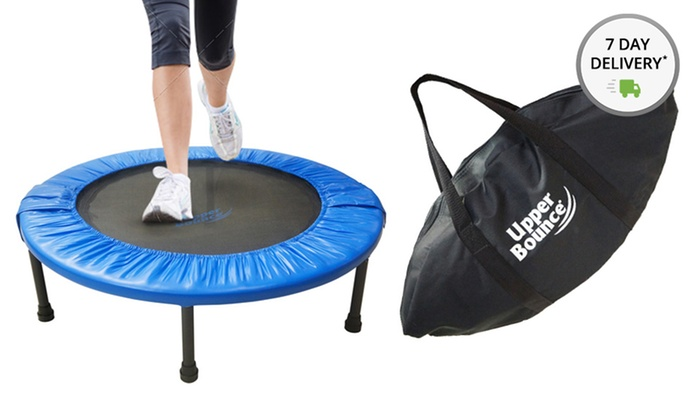Upper Bounce Mini Trampolines: Upper Bounce Mini Trampolines. Multiple Sizes Available. Free Returns.