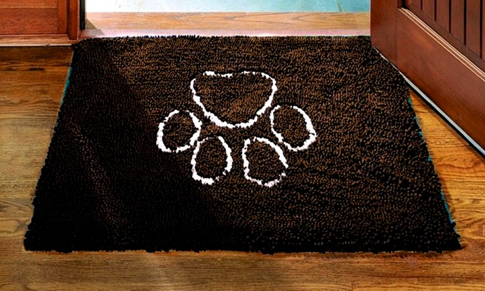 tapis ultra absorbant pour chien groupon shopping. Black Bedroom Furniture Sets. Home Design Ideas