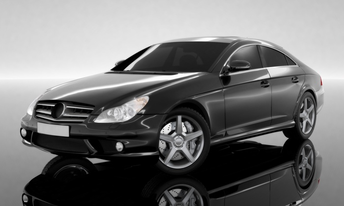 X-Tint - Multiple Locations: Window Tinting for a Four-Door Car from X-Tint LLC (50% Off)