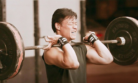 5, 10, or 15 CrossFit Fitness Classes at CrossFit Synapse (Up to 67% Off)