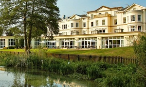 4* Cotswolds Spa Break With Meals