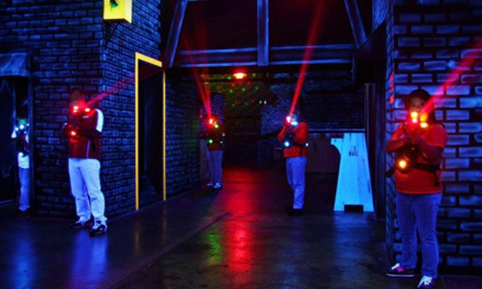 Chesterfield Sports Fusion - Chesterfield: $50 Worth of Laser Tag, Mini Golf, and Arcade