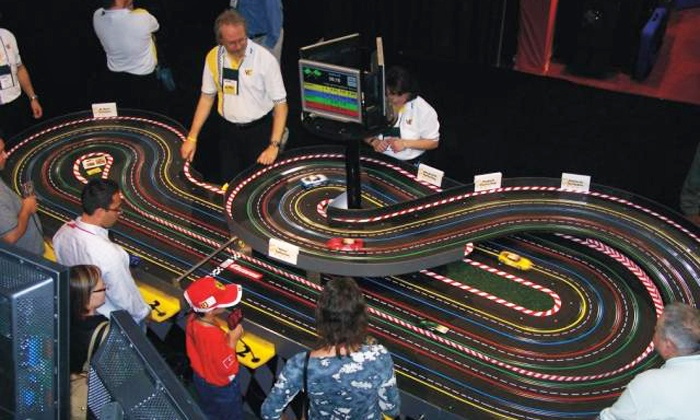 Nomad Raceways - Nomad Raceways: Slot-Car Racing or Parties at Nomad Raceways (Up to 50% Off). Four Options Available.