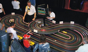 Nomad Raceways: Slot-Car Racing or Parties at Nomad Raceways (Up to 50% Off). Five Options Available.