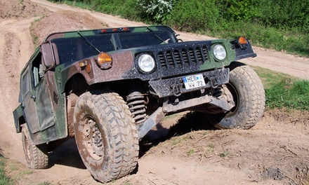30, 60 oder 120 Min. Hummer 1 auf dem Offroad-Gelände fahren mit Events Frank Wirtz (bis zu 54% sparen*)
