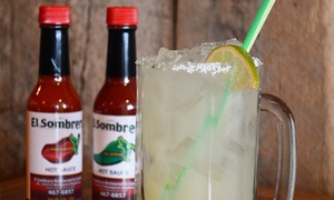 Mexican Food At El Sombrero (up To 44% Off). Two Options Available.