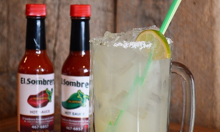 Mexican Food at El Sombrero (Up to 56% Off). Two Options Available.