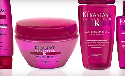 $50 Groupon towards Kerastase Products - Genray Hair Salons in Oakland