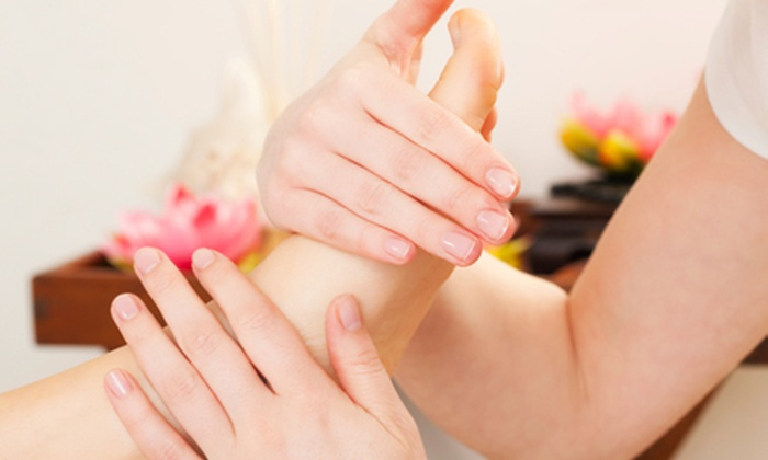 Healing Hands MedSpa - Multiple Locations: 1, 2, 3, or 12 Foot-Reflexology Treatments with Massage at Healing Hands MedSpa (Up to 79% Off)
