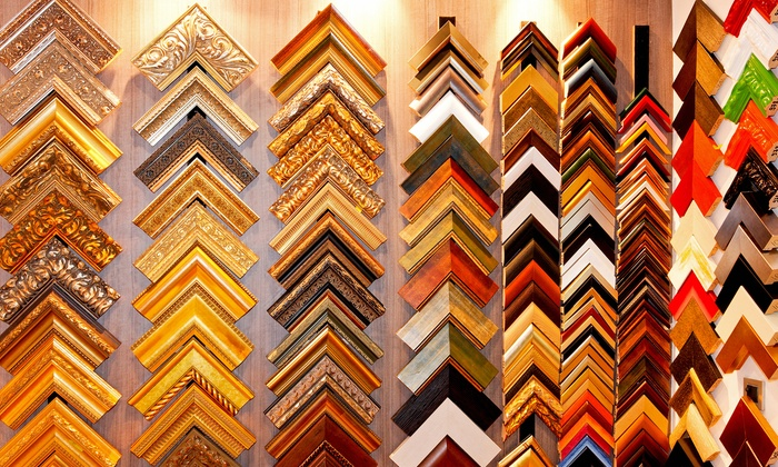 The Framers Edge - Arlington Heights: Framing and 20% Off Additional Frame Repair at The Framers Edge (77% Off)