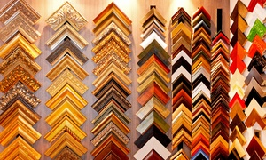 The Framers Edge: Framing and 20% Off Additional Frame Repair at The Framers Edge (77% Off)