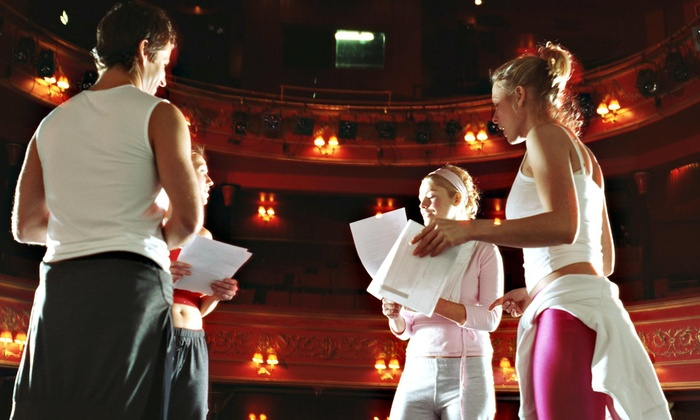Actors Workhouse - Downtown Phoenix: Two Acting Classes at Actors Workhouse (42% Off)