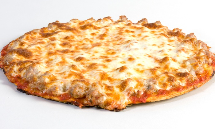 Pizza Mia - Frankfort Square: $12 for $20 Worth of Pizza, Chicken, and Catering at Pizza Mia