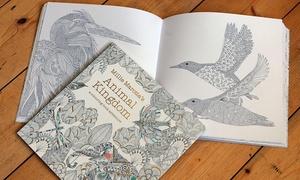 Millie Marotta Colouring Books