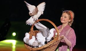 """Ovtion Events: Neuinszenierung des Musicals """"Cinderella on Ice"""" am 15. + 16. Dezember 2017 im ISS Dome Düsseldorf (bis zu 36% sparen)"""