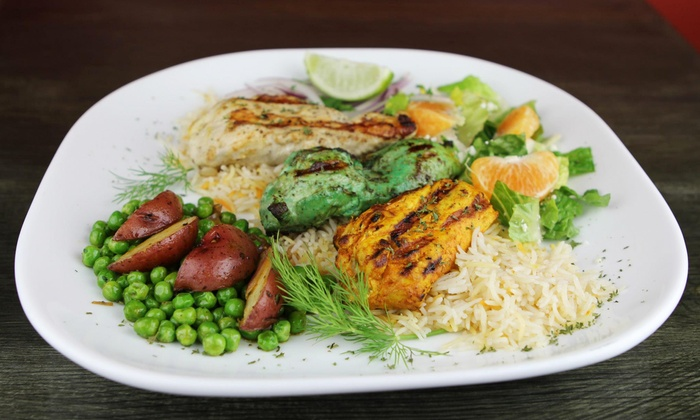 Fresh Kabobs - Irvine Business Complex: $12 for $22 Worth of Indian and Pakistani Food at Fresh Kabobs