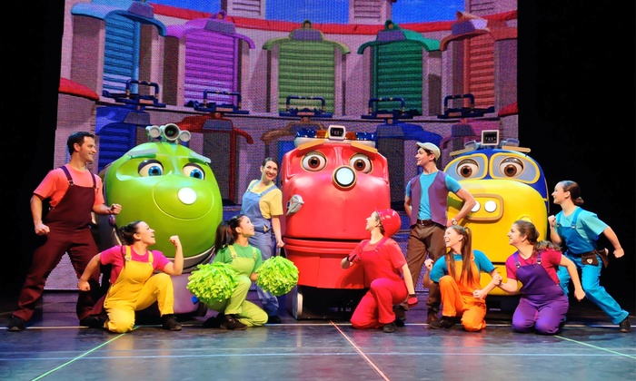 """Chuggington - Times-Union Center for the Performing Arts (1 hour prior to the performance): """"Chuggington Live"""" at Times-Union Center for the Performing Arts on Friday, June 19 (Up to 38% Off)"""