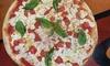 Up to 42% Off Italian Foodat Pulcinella Pizzeria