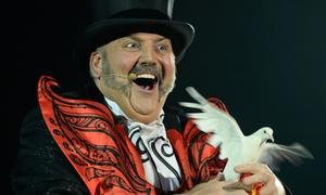 "Big Apple Circus presents ""Fun2C: A Circus Fantasy"": Big Apple Circus in <i>""Fun2C: A Circus Fantasy""</i> at Tilles Center Concert Hall, July 9–12 (Up to 40% Off)"