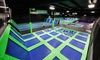 Air U - Shreveport - Shreveport: Two or Four 60-Minute Jump Passes or a Super Party Package for Up to 12 Kids at Air U-Shreveport (Up to 50% Off)