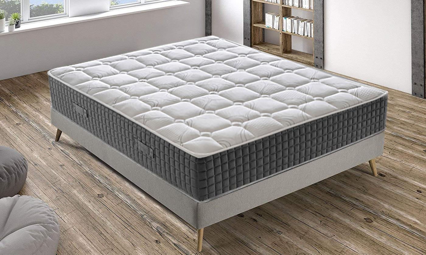 Orthopedic 11 Zone Med Mattress from £149.90 (79% OFF)