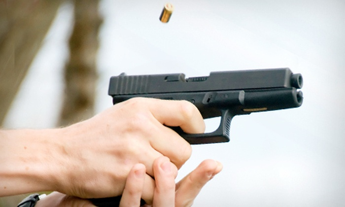 Mass Firearms School - Holliston: $37 for a One-Hour Learn to Shoot Live Fire Session at Mass Firearms School in Holliston ($75 Value)