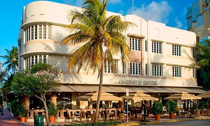 null - Miami: Stay at Cardozo Hotel in Miami Beach, FL