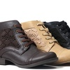 $29.99 for Unionbay Patrice Lace-Up Bootie
