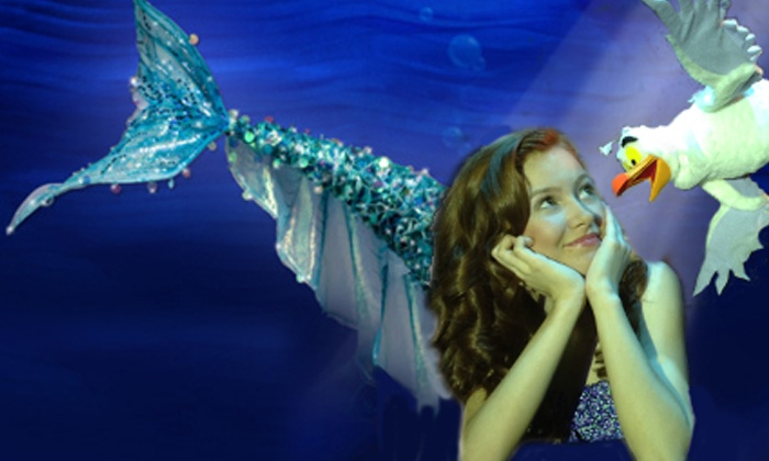 "Disney's ""The Little Mermaid Jr."" - Cameo Theatre: Disney's ""The Little Mermaid Jr."" at Cameo Theatre on January 2–25 (Up to 50% Off)"
