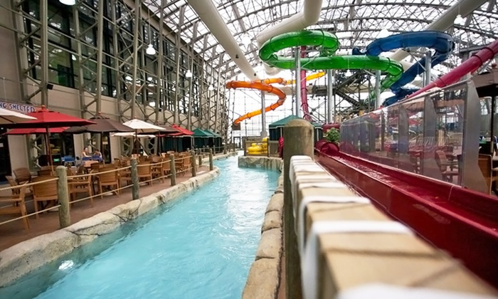 Jay Peak Resort - Jay: 1-Night Stay for Four with Water-Park Admission at Jay Peak Resort in Jay, VT. Combine Up to 3 Nights.