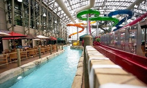 1-night Stay For Four With Water-park Admission At Jay Peak Resort In Jay, Vt. Combine Up To 3 Nights.