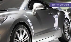 California Detailing: $99 for a Full Professional Detail at California Detailing (a $180 Value)
