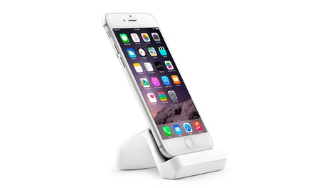 Apple-Certified Charging Dock for Lightning-Port Apple Devices
