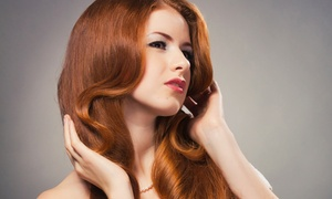 Believe Spa Salon: $60 for a Haircut and Color at Believe Spa Salon ($90 Value)