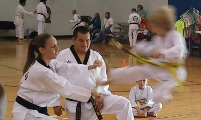 Midwest Tae Kwon Do Academy - Westfield: $28 for $110 Groupon — Midwest Taekwondo Academy