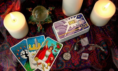 image for Up to 82% Off Pyschic Readings at Psychic Source by Claudia