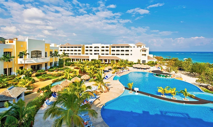 Iberostar rose hall beach stay with airfare from vacation for Round the world trips all inclusive