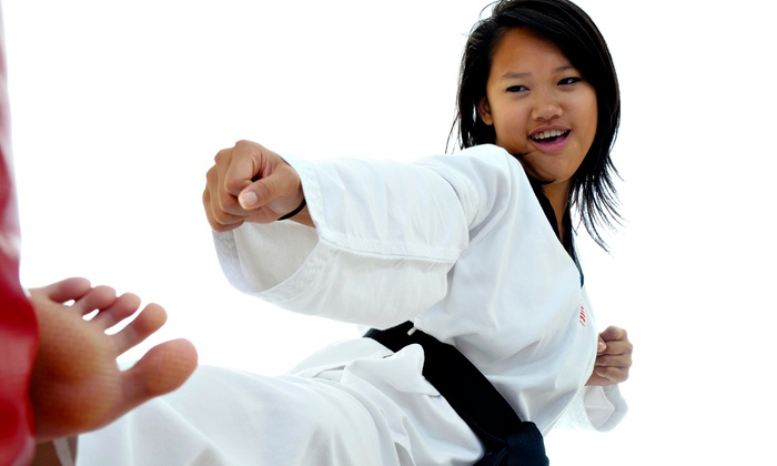 Kims Karate - Lanham - Seabrook: One or Two Months of Women's Self-Defense Classes at Kims Karate (Up to 59% Off)