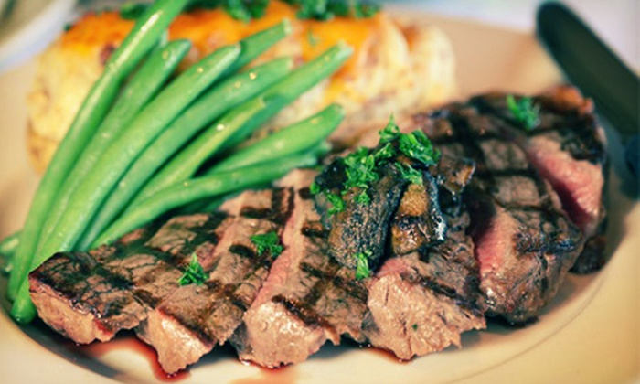 Hereford House - Multiple Locations: $20 for $40 Worth of Steak-House Cuisine for Dinner at Hereford House