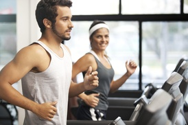 Anytime Fitness _Folsom: One-Month Membership with a Personal-Training Session at Anytime Fitness (70% Off)
