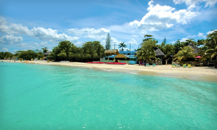 Legends Beach Resort - Negril, Jamaica: Three-, Four-, or Five-Night All-Inclusive Stay at Legends Beach Resort in Negril, Jamaica