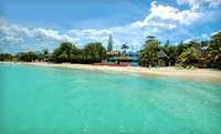All-Inclusive Resort Along Jamaican Beach