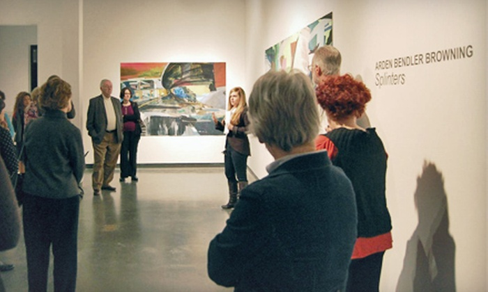 Delaware Center for the Contemporary Arts - Hedgeville: Two or Four Lectures or a One-Year Membership to the Delaware Center for the Contemporary Arts (Up to 55% Off)