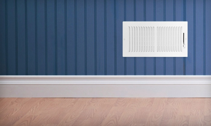 BestClean - Wilmington-Newark: Whole-House Air-Duct Cleaning with Optional Dryer-Vent Cleaning from BestClean (Up to 86% Off)